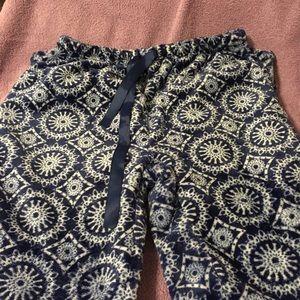 Pink Rose Intimates & Sleepwear - Two Pairs of Pajama Pants